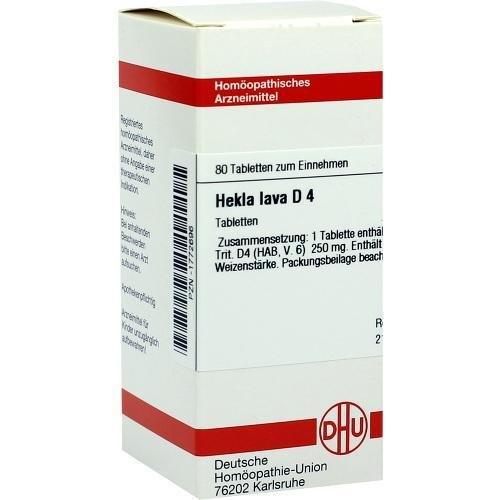 HEKLA LAVA D 4 80St Tabletten PZN:1772696