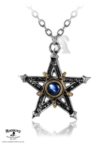 Alchemy Gothic Pentangle Medievale Per