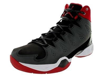Nike Air Jordan Melo M10 Mens Basketball Shoes 629876-002 Anthracite 8 M US