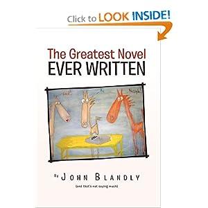 THE GREATEST NOVEL EVER WRITTEN ebook downloads