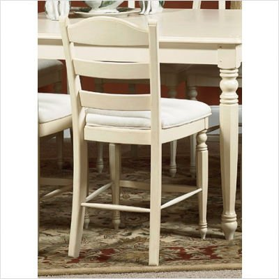 Picture of Wynwood 1655-47 Hadley Pointe Counter Stool in Antique Parchment B0042D99BC (Wynwood)