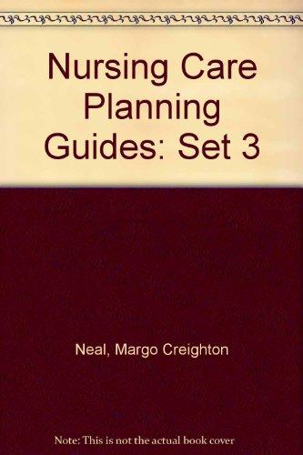 Nursing Care Planning Guides: Set 3