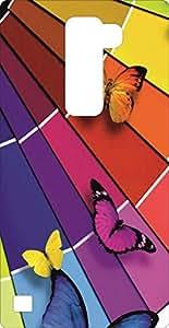 Go Hooked Designer Soft Back cover for LG K10 + Free Mobile Stand (Assorted Design)