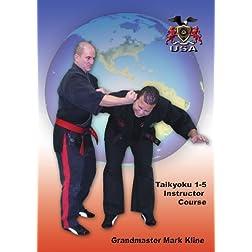 Mark Kline Instructor Course - Taikyoku Kata (1-5)
