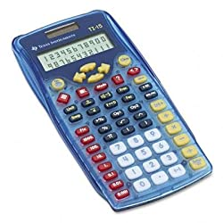 Texas Instruments - Ti-15 Explorer Elementary Calculator Product Category: Office Machines/Calculators & Counters