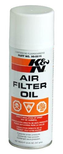 K&N 99-0516 Air Filter Oil - 12.25oz - Aerosol