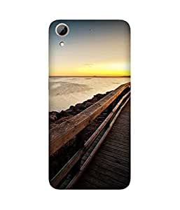 Walk On The Porch HTC Desire 626 Case
