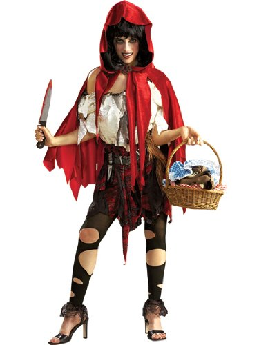 Lil Dead Riding Hood Gothic Theatre Costumes