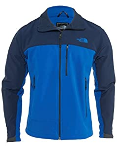 Men's The North Face Apex Bionic Jacket Monster Blue/Cosmic Blue Size XX-Large by The North Face Inc