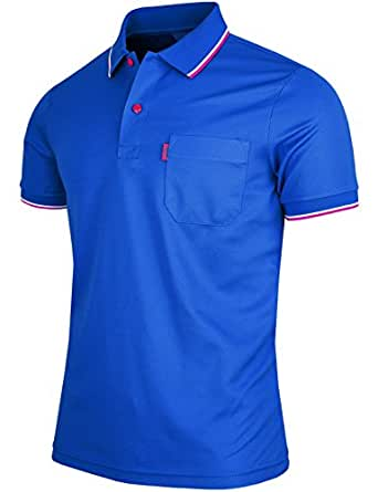 Dri Fit Polo Shirts With Pocket