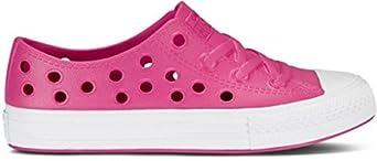 Converse All Star Rockaway Shoes - Eglantine / White - UK 1.5