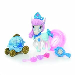Amazon.com: Disney Princess, Palace Pets, Primp & Pamper Ponies ...
