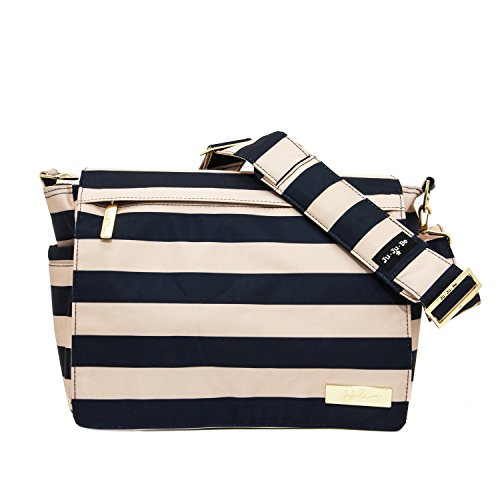 Ju-Ju-Be Legacy Nautical Collection Better Be Messenger Diaper Bag, The First Mate