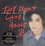 Disco de Michael Jackson - They Don't Care About Us (Anverso)