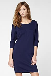 Sleeve Crewneck Sweatshirt Dress