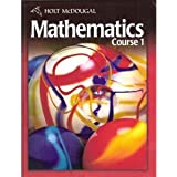Holt McDougal Mathematics Course 1: Student Edition