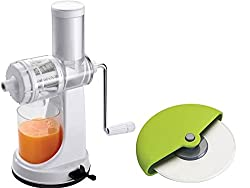 Ganesh Plastic Juicer, 1-Piece, Multicolour