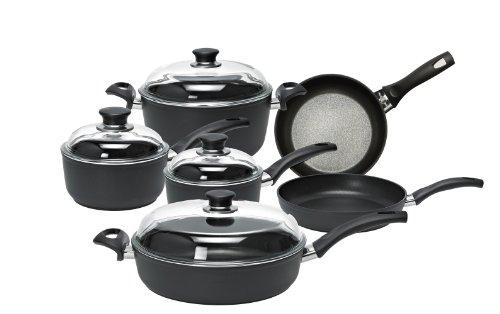 Ballarini Rialto 10-Piece Cookware Set