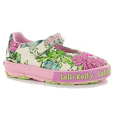 Lelli Kelly Lilium Mary Jane Shoes (28 (US 10 Toddler))
