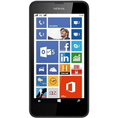 Nokia Lumia 630 (Black, 8 GB)