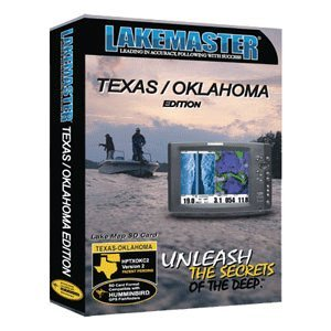 Lakemaster Promap Oklahoma Version Humminbird