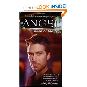 Book of the Dead (Angel (Simon Pulse)) by Ashley McConnell