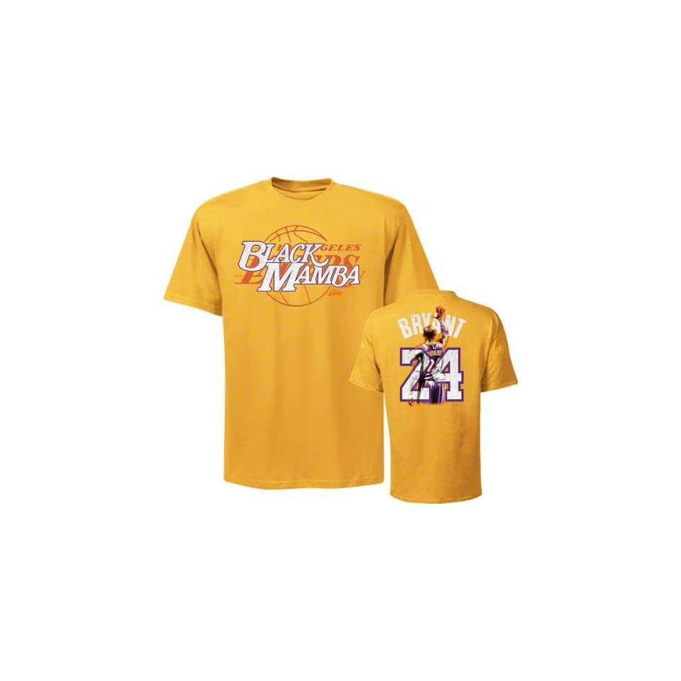 95d155b0709 Kobe Bryant Youth Notorious 2.0 High Density Los Angeles Lakers T Shirt
