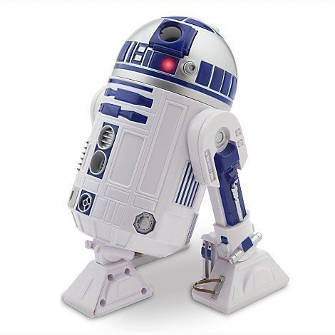 R2-D2 Talking Figure - 10 1/2 - Star Wars: The Force Awakens (R2d2 Robot Interactive compare prices)