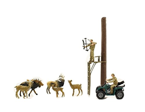 M-F-Western-Boys-Deluxe-Deer-Hunter-Toy-Set-Multi-One-Size