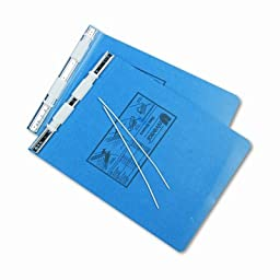 Pressboard Hanging Data Binder [Set of 2] Color: Blue