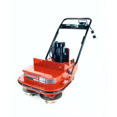 3 HP Electric Dual Head Surface Grinder (Voltage not Switchable) Hertz: 50 Hz