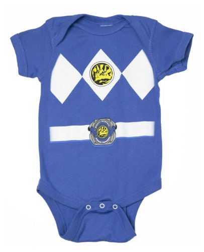 Power Rangers - Ranger Costume - Romper Bodysuit