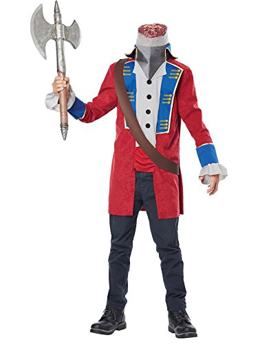 California-Costumes-Sleepy-Hollow-Headless-Horseman-Child-Costume