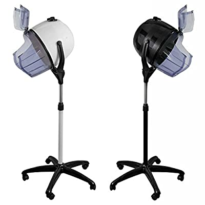 Salon Sundry Professional Bonnet Style Hood 1,000 Watt Salon Hair Dryer - Multiple Colors Available