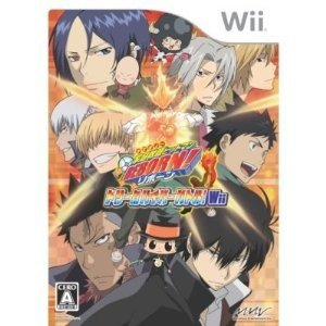 Kateikyoushi Hitman Reborn! Dream Hyper Battle! Wii [Japan Import]
