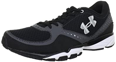 Under Armour Men's UA TR Strive II Training Shoes 7.5 Black