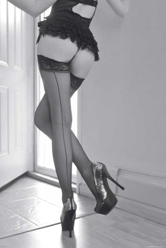 Empire Merchandising 633774 High Heels und Stockings Akt Poster Erotik nackte hot Girls, schöne Frauen Größe 61 x 91,5 cm