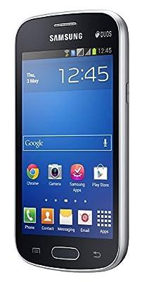 Samsung Galaxy Trend (Dual SIM, Midnight Black)