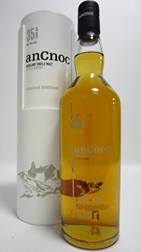 anCnoc - Highland Single Malt Limited Edition 2nd Release - 35 year old Whisky