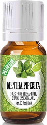 Mentha Piperita (Peppermint) 100% Pure, Best Therapeutic Grade Essential Oil - 10ml