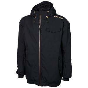 Chiemsee Men's Fabian Snow Jacket Black black Size:M