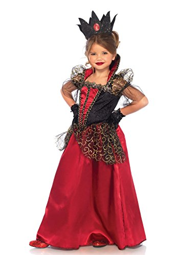 Leg A (Red Queen Costume For Kids)