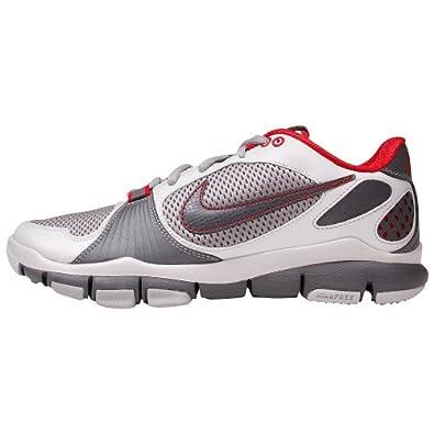 Nike Mens Free TR Mens Running Shoes (Ntrl Gry-Drk Gry-Mdm Gry-Vrsty) 12.5