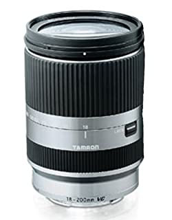 Tamron 18-200mm Di III VC for Sony Mirrorless Interchangeable-Lens Camera Series AFB011S-700 (Silver)