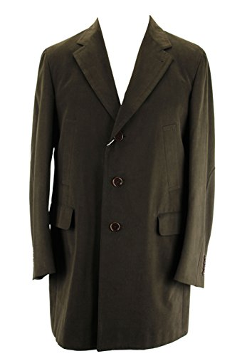 canali-mens-coat-size-42-us-52-it-brown-cotton
