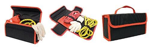 jeu de d pannage complet cable corde gant pince etc demarrage voiture. Black Bedroom Furniture Sets. Home Design Ideas