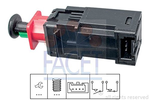 Facet 7.1208 Interruptor luces freno