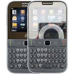 Samsung S390G Mirror Screen Protector (Samsung SGH-390G)