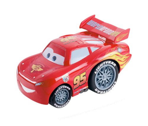 Cars 2 Ripstick Lightning McQueen Vehicle