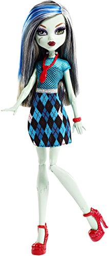 Monster High Mostramiche - Frankie Bambola